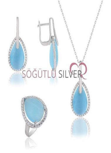 Söğütlü Silver Set Renkli